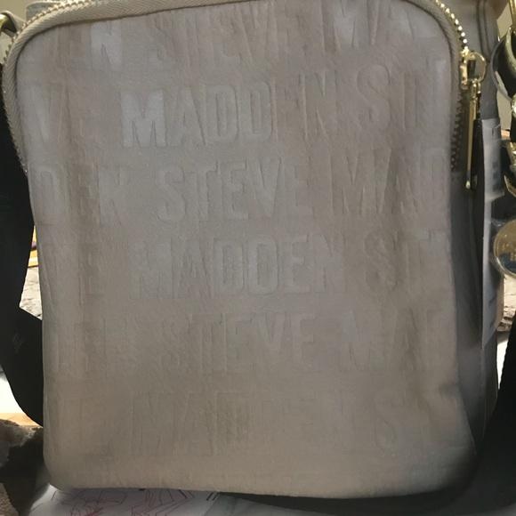 82202f4078d Steve Madden Bags   Authentic Bglam Logo Crossbody Bag   Poshmark